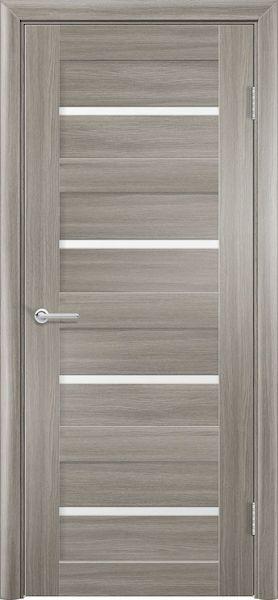 Межкомнатная дверь S 17 (ПВХ пленка)