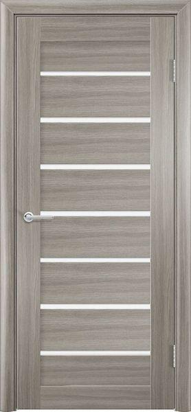 Межкомнатная дверь S 18 (ПВХ пленка)