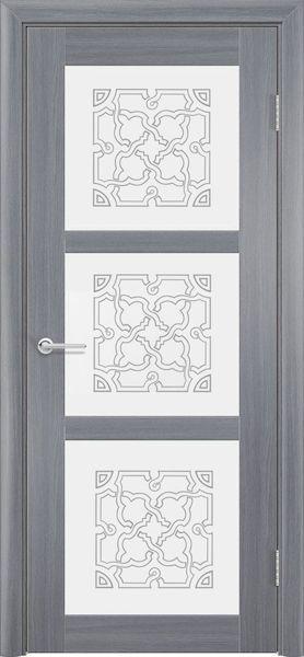 Межкомнатная дверь S 24 (Экошпон)