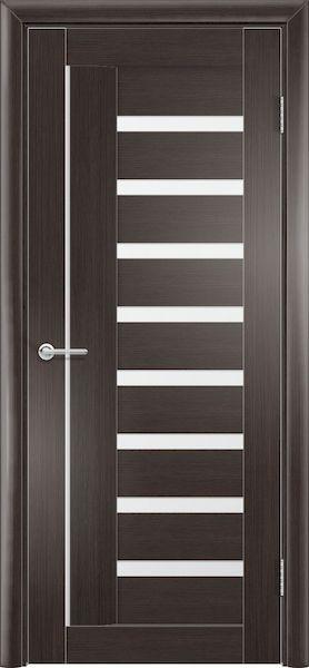 Межкомнатная дверь S 3 (ПВХ пленка)