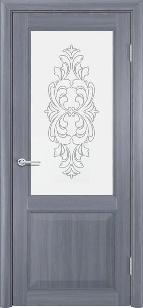 Межкомнатная дверь S 42 (Экошпон)