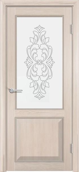 Межкомнатная дверь S 42 (ПВХ пленка)