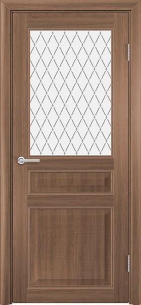 Межкомнатная дверь S 43 (ПВХ пленка)