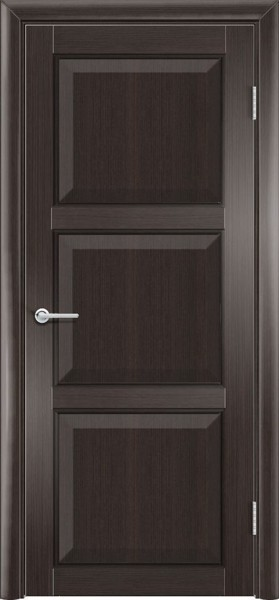 Межкомнатная дверь S 44 (ПВХ пленка)