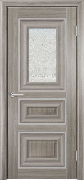 Межкомнатная дверь S 46 (ПВХ пленка)