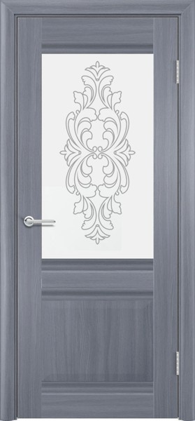 Межкомнатная дверь S 48 (Экошпон)