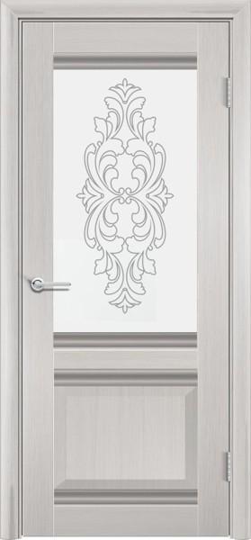 Межкомнатная дверь S 48 (ПВХ пленка)