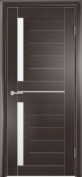 Межкомнатная дверь S 4 (ПВХ пленка)
