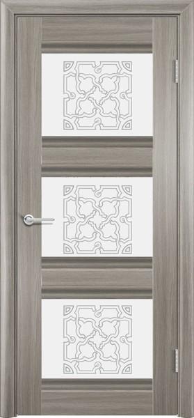 Межкомнатная дверь S 50 (ПВХ пленка)