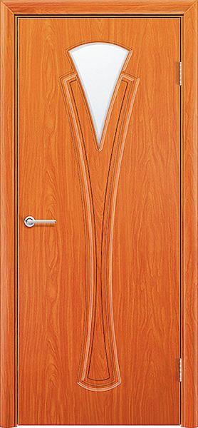 Межкомнатная дверь Флора (ПВХ пленка)