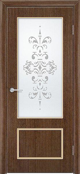 Межкомнатная дверь Ромарио 2 (Шпон Fine-line)